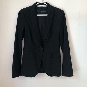 Zara black blazer excellent condition size 2